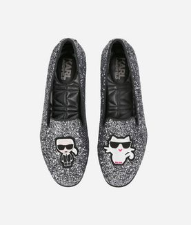 KARL LAGERFELD SALOTTO IKONIC LOAFER