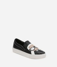 KARL LAGERFELD KUPSOLE Karl Ikonic Slip-on Sneakers Woman f