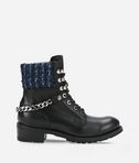 Biker Lace Boot Mix