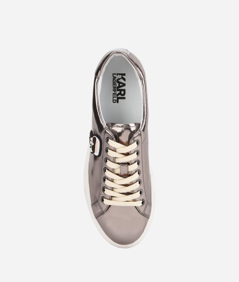 KARL LAGERFELD Kupsole Karl Ikonik Lo Lace Sneakers Woman d