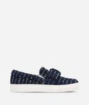 Kupsole Bow Slip On-Sneaker