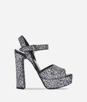 Soiree Glitter Open Sandal