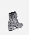 KARL LAGERFELD Lavinia Glitter Ankle Boot 8_e