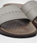 BOTTEGA VENETA LAKE REYN SANDAL IN CEMENT CALF Sneaker or Sandal Man ap