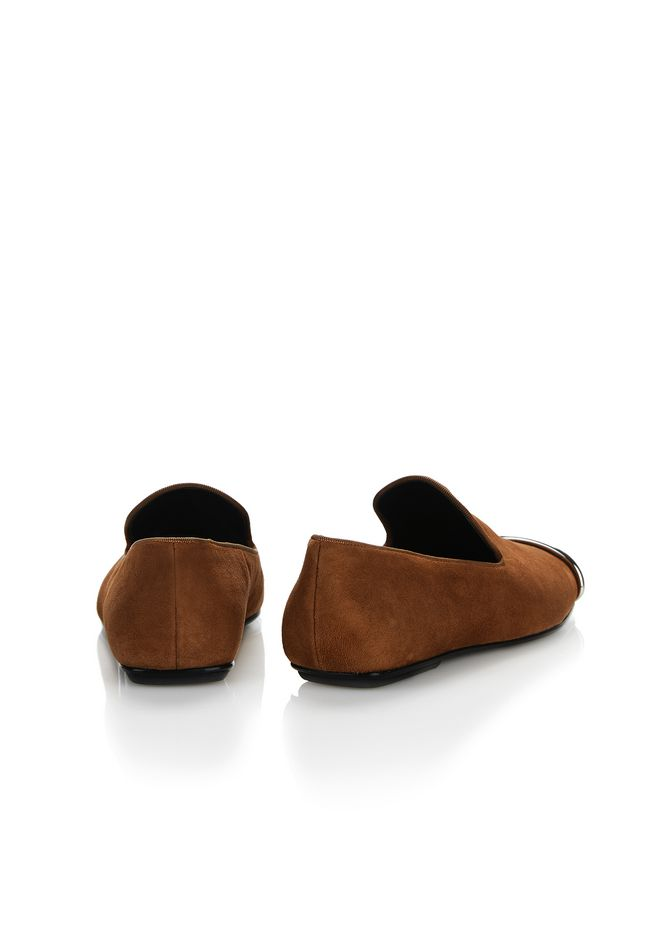 ALEXANDER WANG KALLI SUEDE SLIPPER 平底鞋 Adult 12_n_a