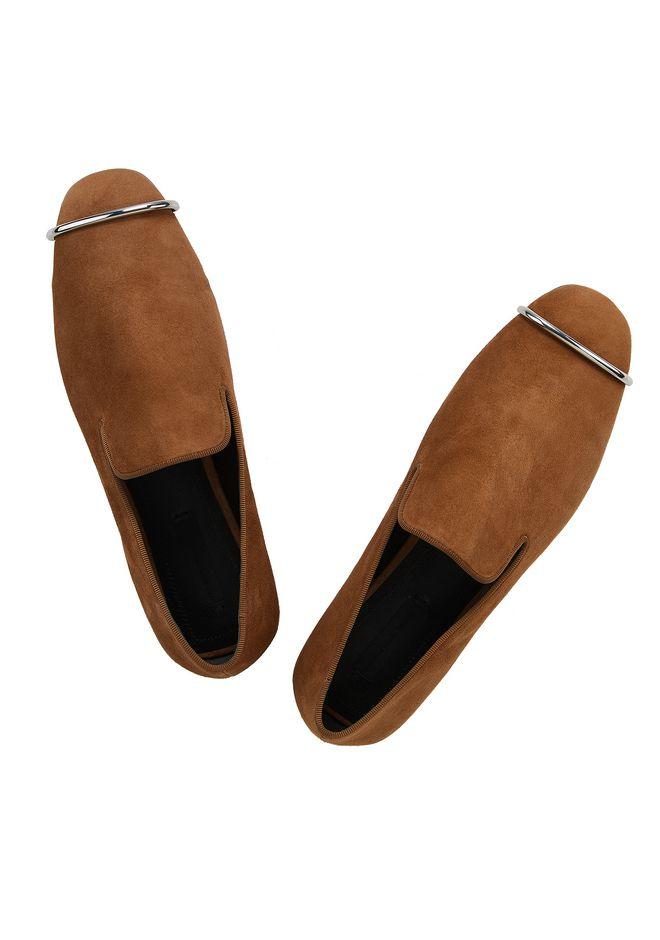 ALEXANDER WANG KALLI SUEDE SLIPPER 平底鞋 Adult 12_n_d