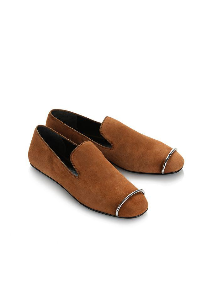 ALEXANDER WANG KALLI SUEDE SLIPPER 平底鞋 Adult 12_n_r