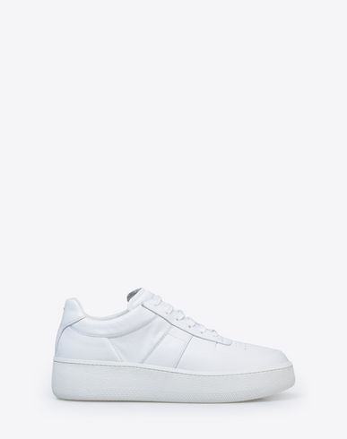 MAISON MARGIELA Sneakers Man Calfskin low top sneakers f