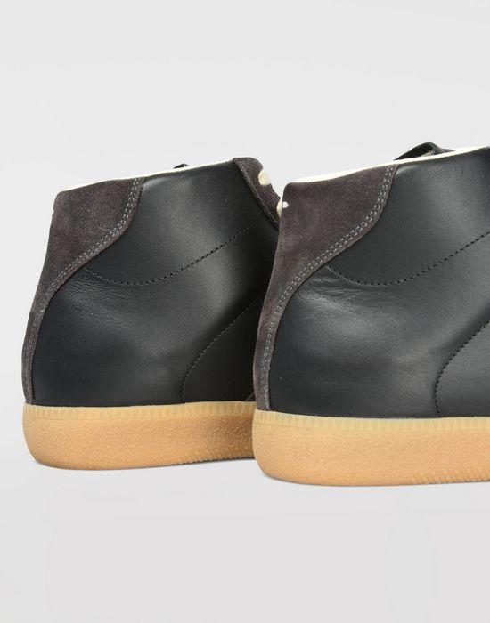 MAISON MARGIELA High top calfskin Replica sneakers Sneakers [*** pickupInStoreShippingNotGuaranteed_info ***] b