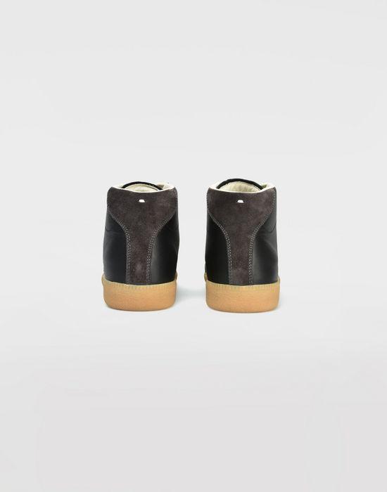MAISON MARGIELA High top calfskin Replica sneakers Sneakers [*** pickupInStoreShippingNotGuaranteed_info ***] e