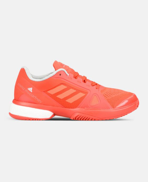 Red Boost Barricade Tennis Shoes
