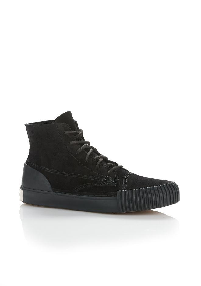 ALEXANDER WANG accessories PERRY SUEDE SNEAKER