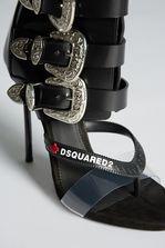 DSQUARED2 Gothika Sandal Heels High-heeled sandals 女士
