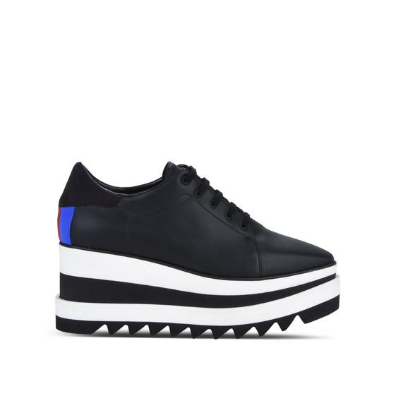 黑色 Sneak-Elyse 运动鞋