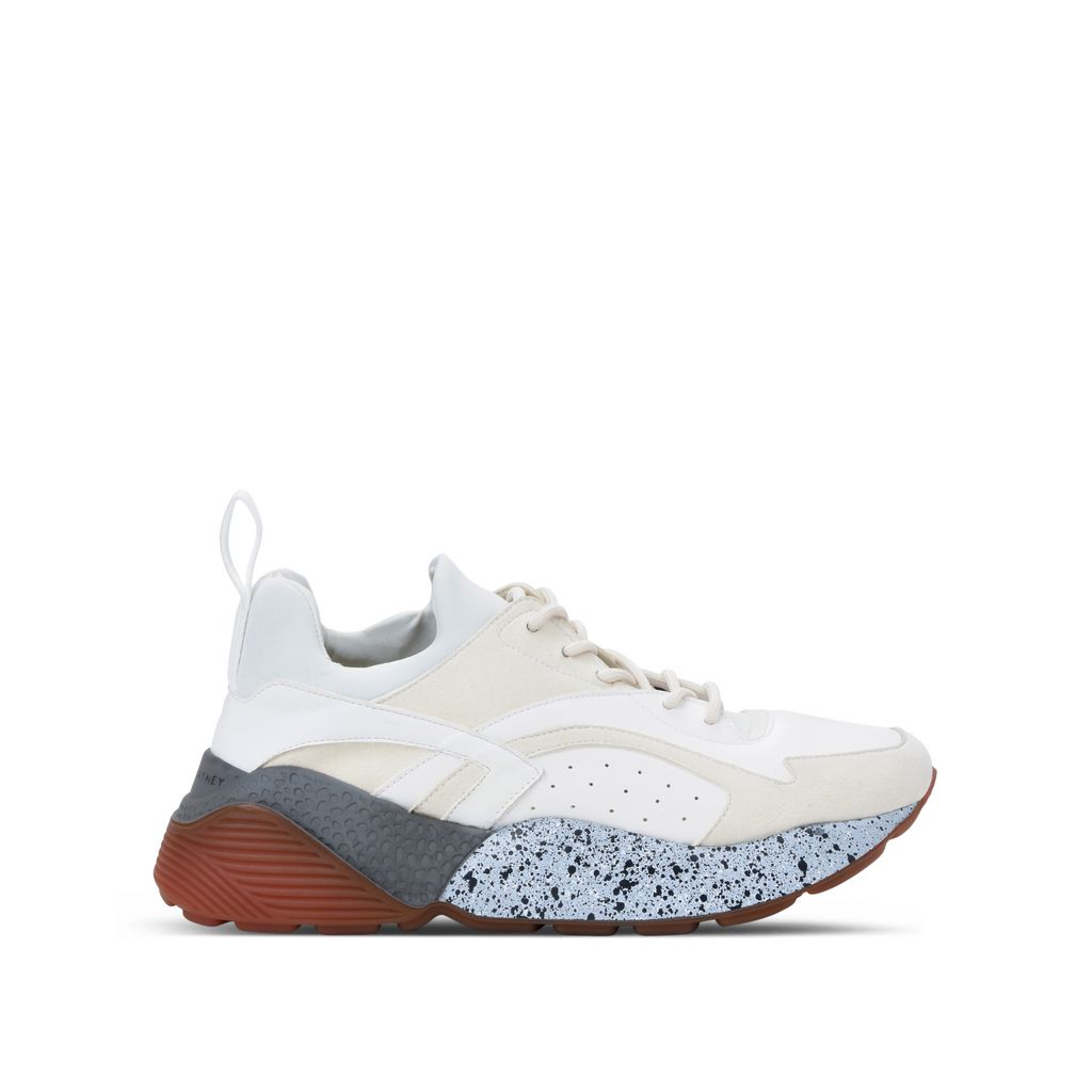 Eclypse White Sneakers - STELLA MCCARTNEY