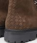 BOTTEGA VENETA FLOE ANKLE BOOT IN NEW CIGAR SUEDE Boots and ankle boots Man ap