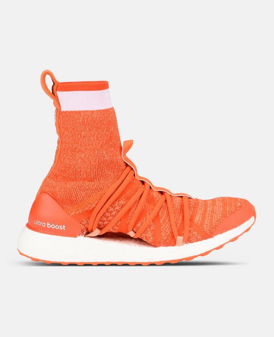 Orange Ultraboost X Sneakers