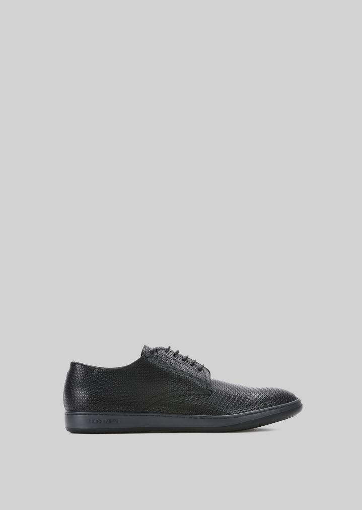 Armani Chaussure De Giorgio Lacets fIl0rm1TE