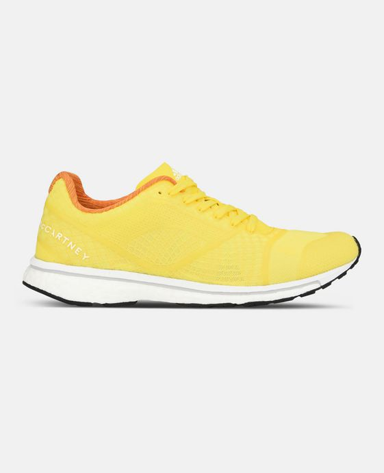Yellow Adizero Trainers