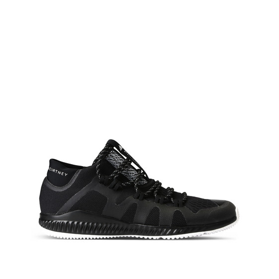 Black CrazyTrain Trainers