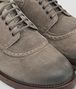 BOTTEGA VENETA THIBALD LACE UP IN STEEL SUEDE Lace Up Man ap