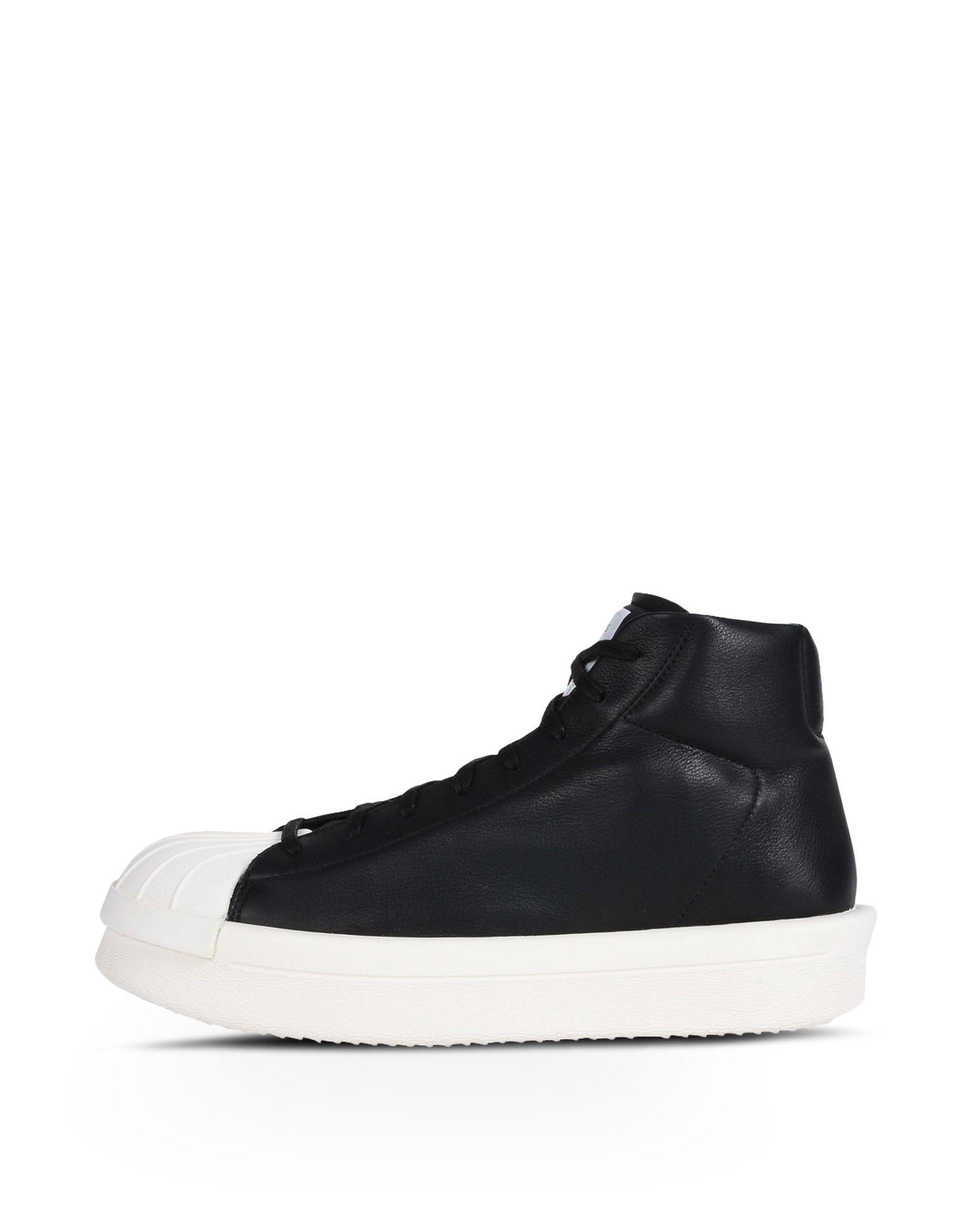 Adidas Par Rick Owens Baskets Mastodon - Noir R8pHFS