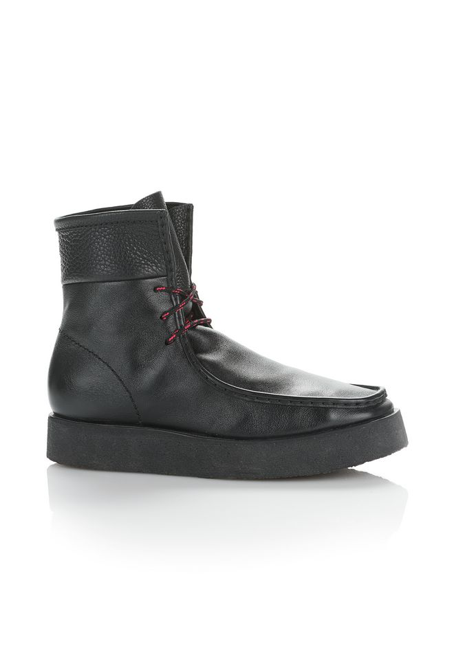 ALEXANDER WANG Ankle boots NOAH WALLABY BOOT