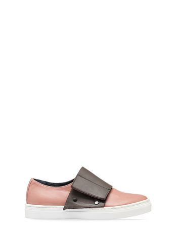 Marni MATTE LEATHER SNEAKER Woman