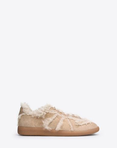 MAISON MARGIELA Sneakers D Sheepskin Replica sneakers f
