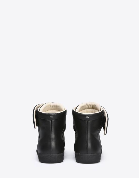 MAISON MARGIELA Calfskin Future High Top sneakers Sneakers [*** pickupInStoreShippingNotGuaranteed_info ***] d