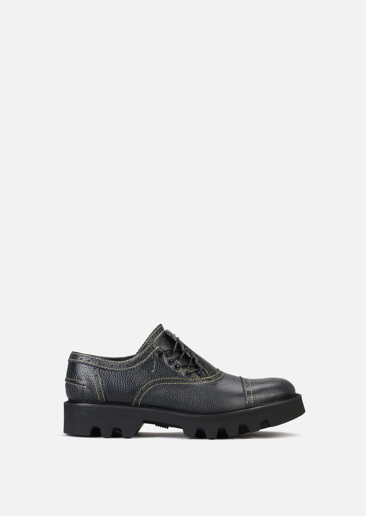 Туфли на шнуровке   Мужской   Emporio Armani a667739f08e