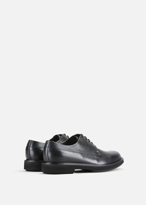 Carioca leather Derby shoes