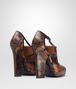 BOTTEGA VENETA PUMPS AUS KARUNGLEDER IN DARK LEATHER Pump oder Sandale D dp