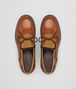 BOTTEGA VENETA DARK LEATHER CALF SLIP ON Mocassin or Slipper Man ep