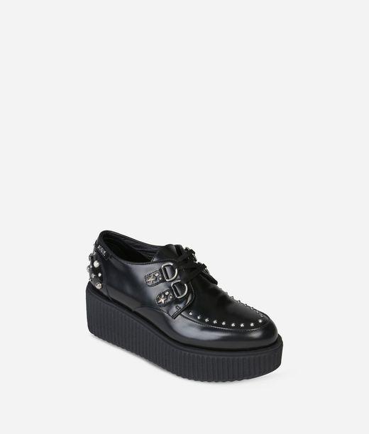 KARL LAGERFELD Kreeper Celestia Stud Shoe  12_f