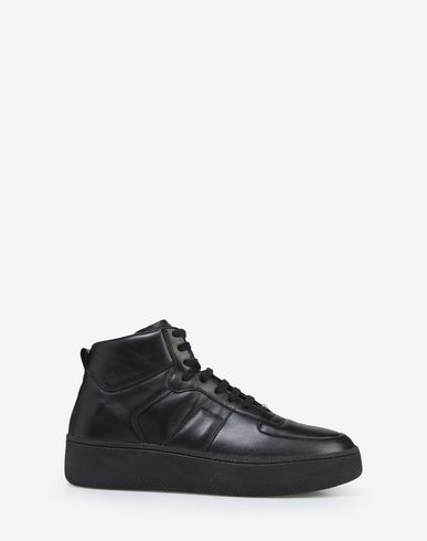 MAISON MARGIELA Sneakers [*** pickupInStoreShippingNotGuaranteed_info ***] Calfskin high top sneakers f