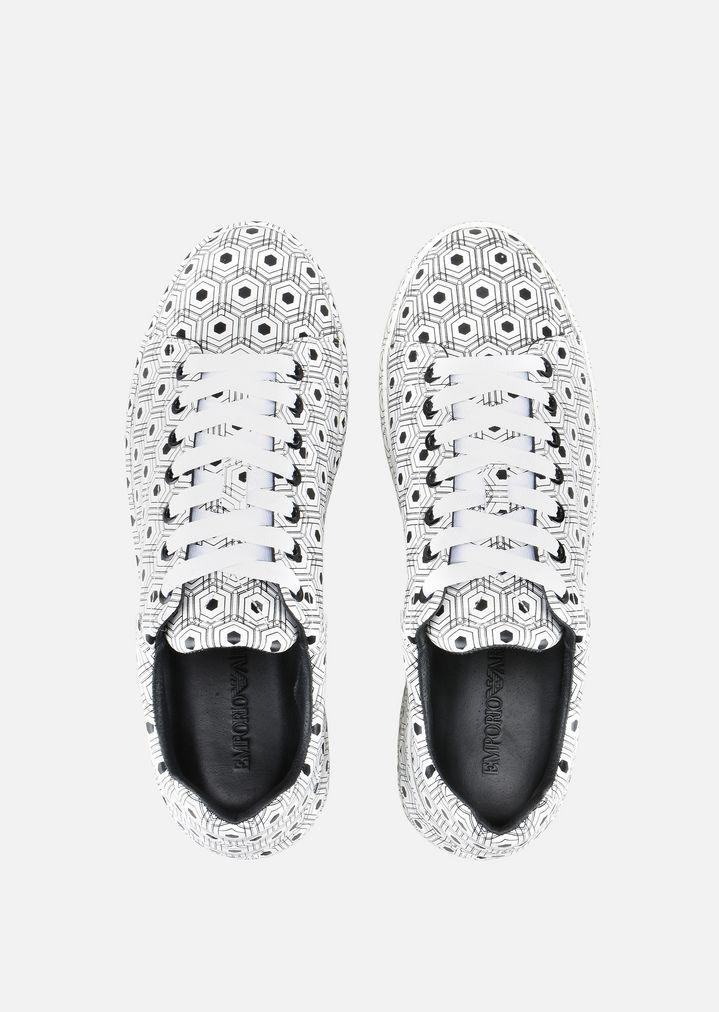 EMPORIO ARMANI Sneakers Man e