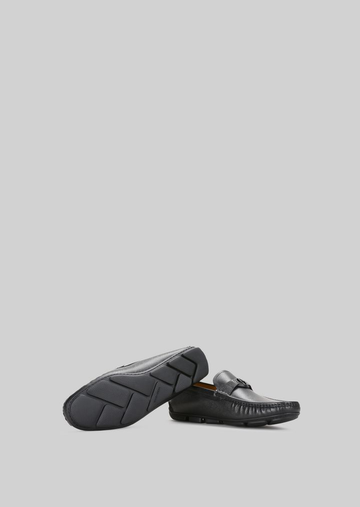 7719981abd LEATHER DRIVING LOAFERS