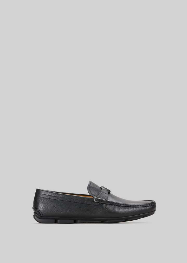 303c2770ec6 LEATHER DRIVING LOAFERS