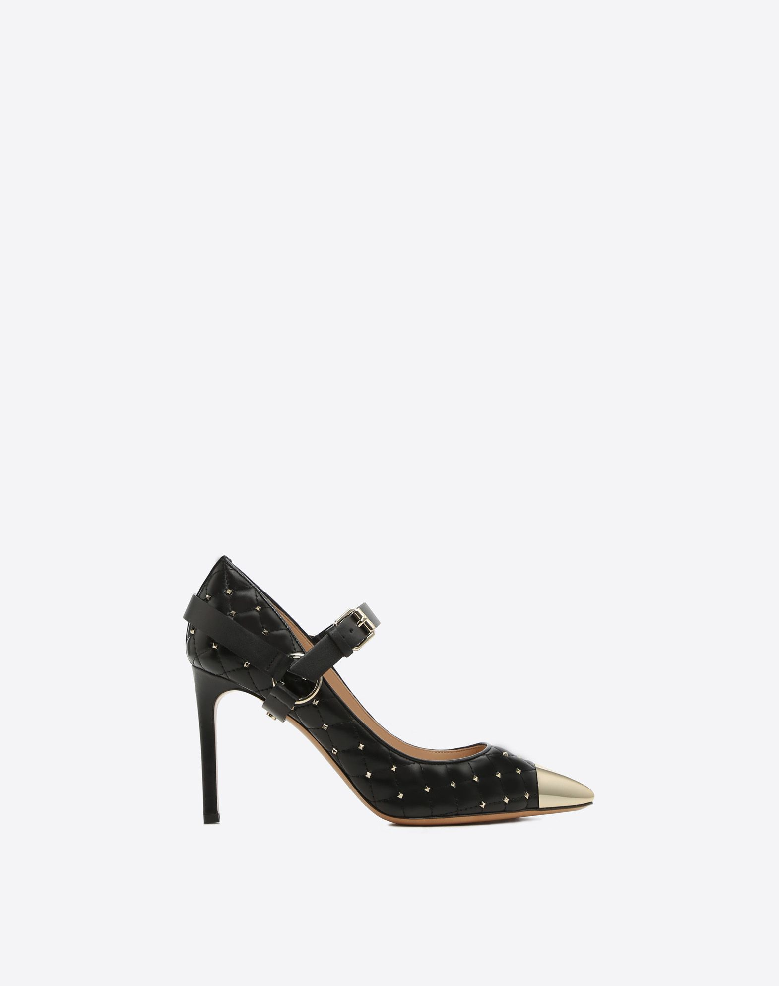 Valentino Garavani Rockstud Spike leather pumps jCTXpc4