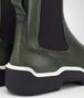 BOTTEGA VENETA MOSS CALF VOORTREKKING STRIPE ANKLE BOOT Boots and ankle boots U ap