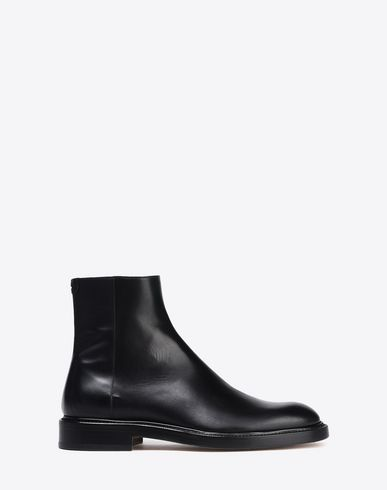 MAISON MARGIELA Ankle boots U Brushed calfskin ankle boots f