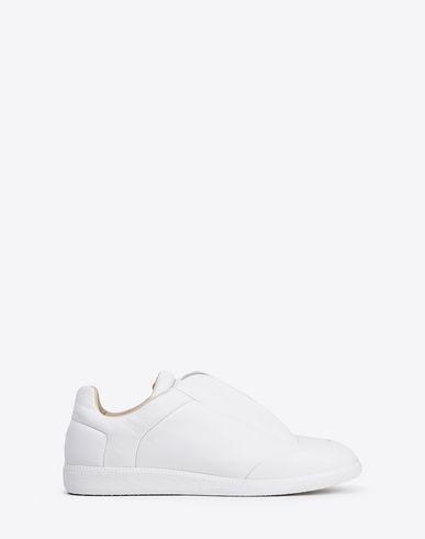 MAISON MARGIELA Sneakers U Sneakers «Future» basses en cuir de veau f
