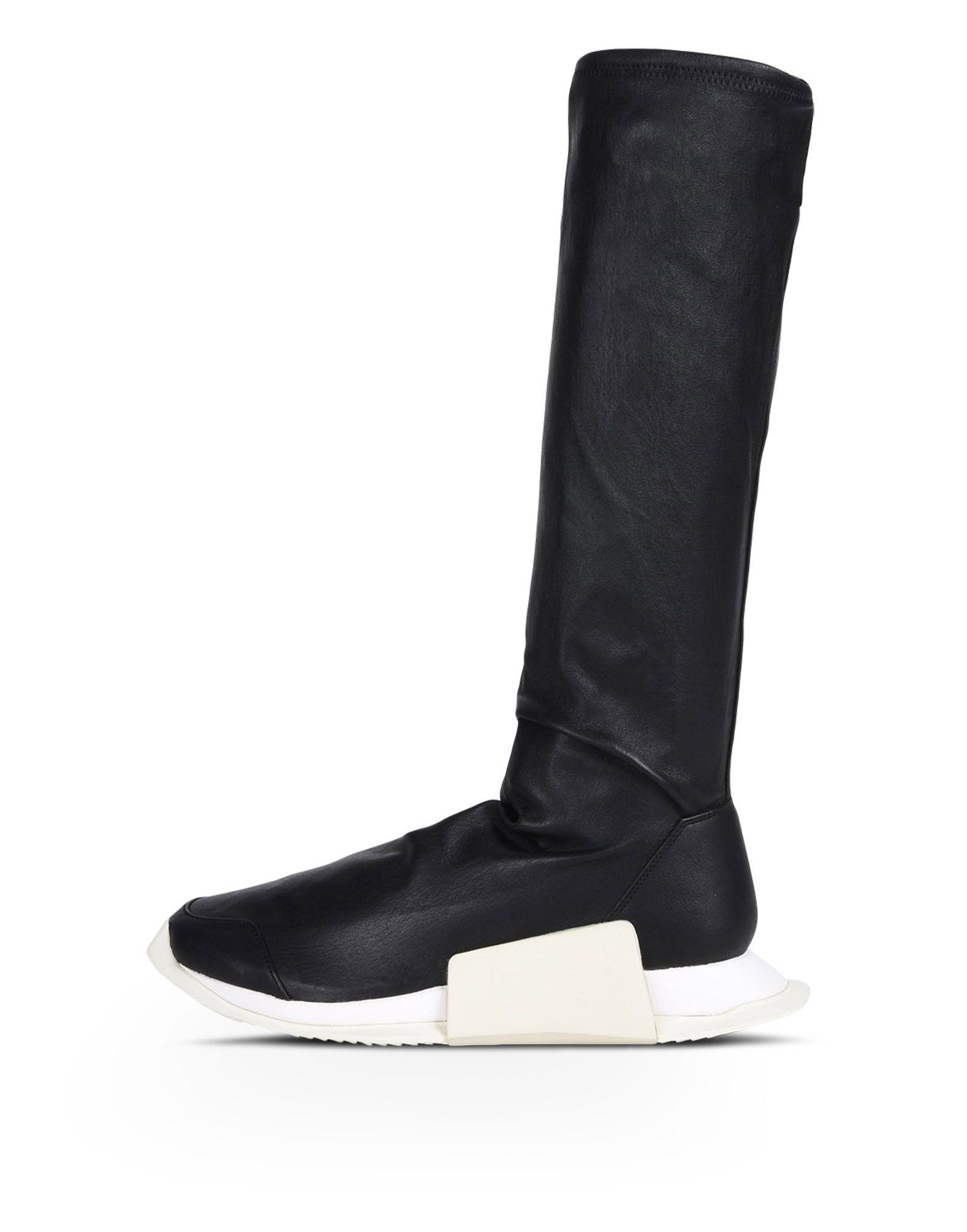 Level Runner high sneakers - Black Rick Owens x adidas