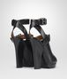 BOTTEGA VENETA NERO CALF SANDAL Pump or Sandal Woman dp