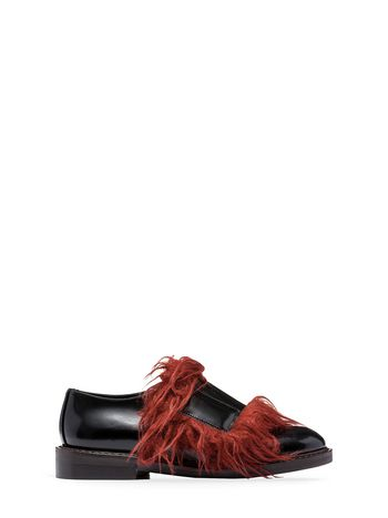 Marni Mocassin in calfskin Woman