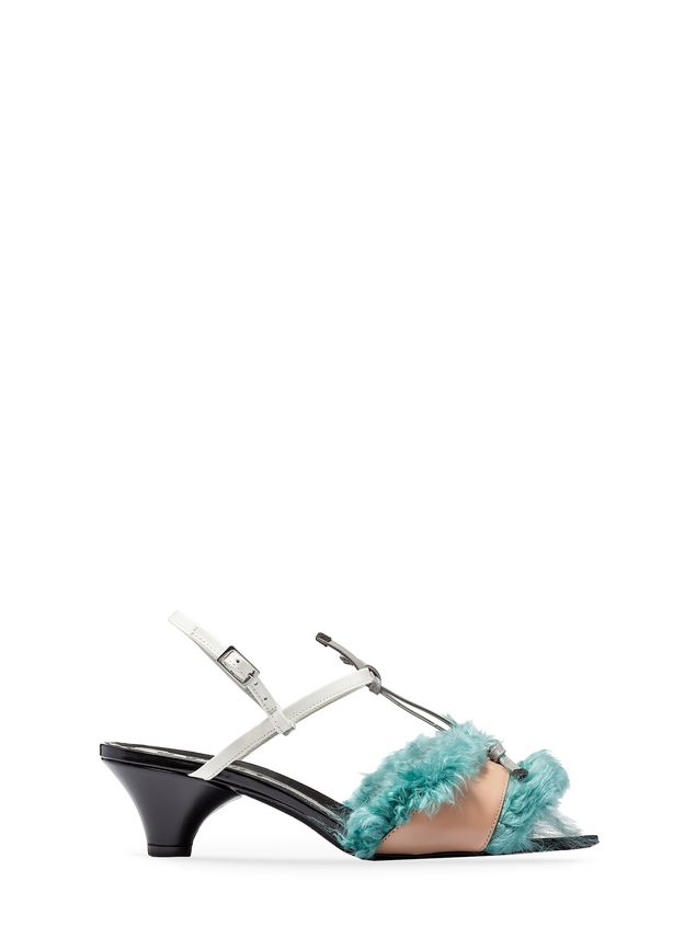 Marni Fur sandal Woman - 1