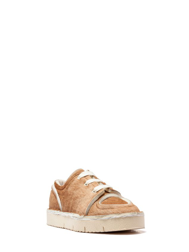 Marni Sneaker in calfskin Woman - 2