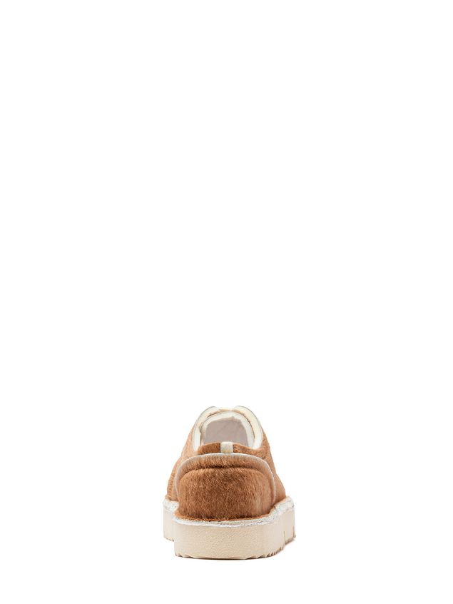Marni Sneaker in calfskin Woman - 3