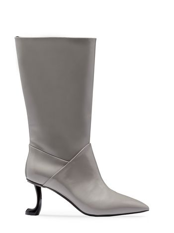 Marni Boot in calfskin sculpture Woman